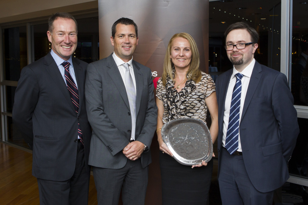 CPO of the Year 2014