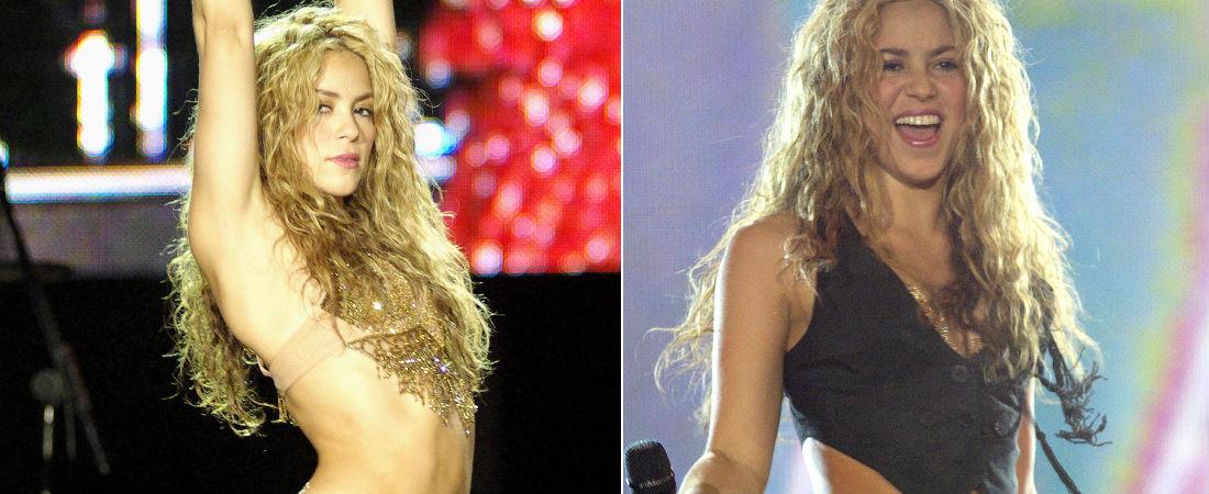 Shakira - most popular celebrity on Facebook