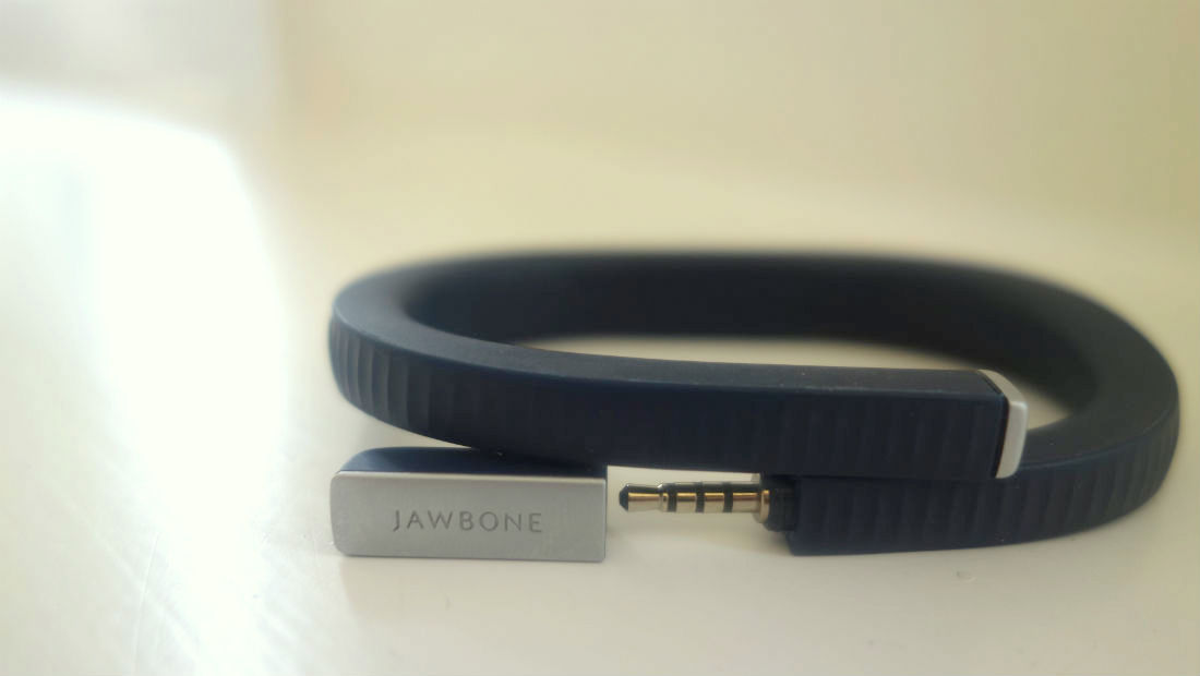Jawbone UP24 fitness band - reviewed