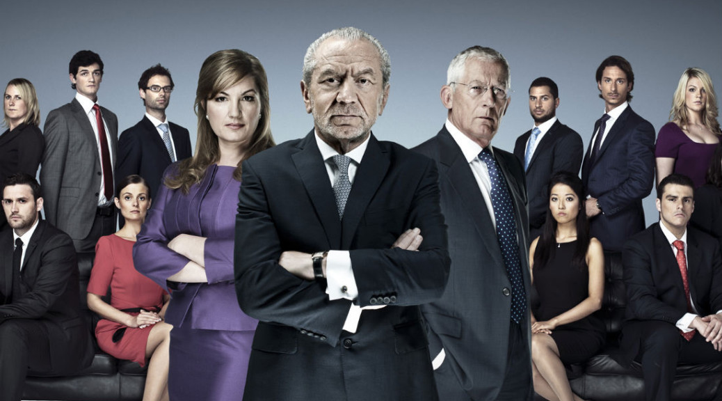 The Apprentice (UK) - worst quotes