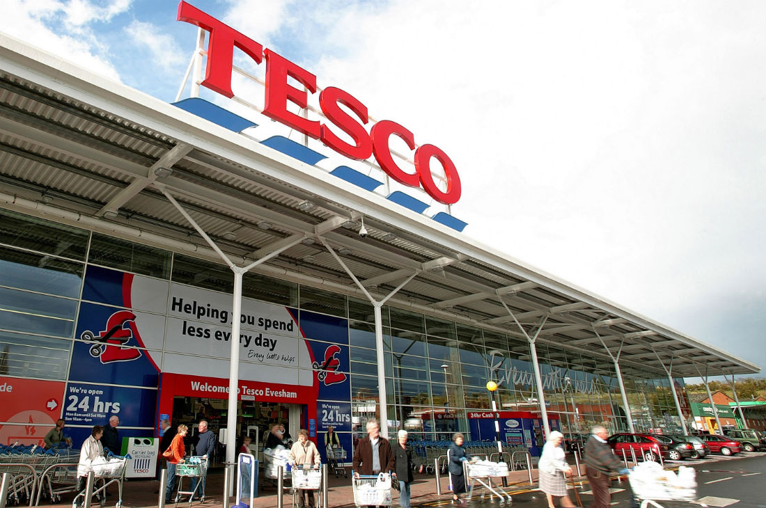 Tesco profits scandal