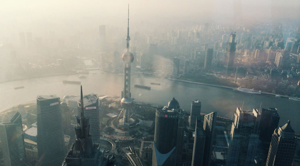 Oriental Pearl Tower - procurement in China