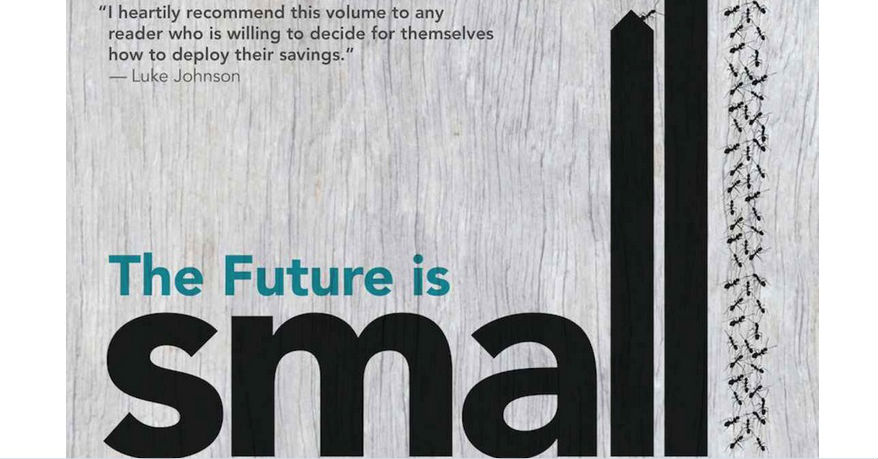 The future is small by Gervais Williams