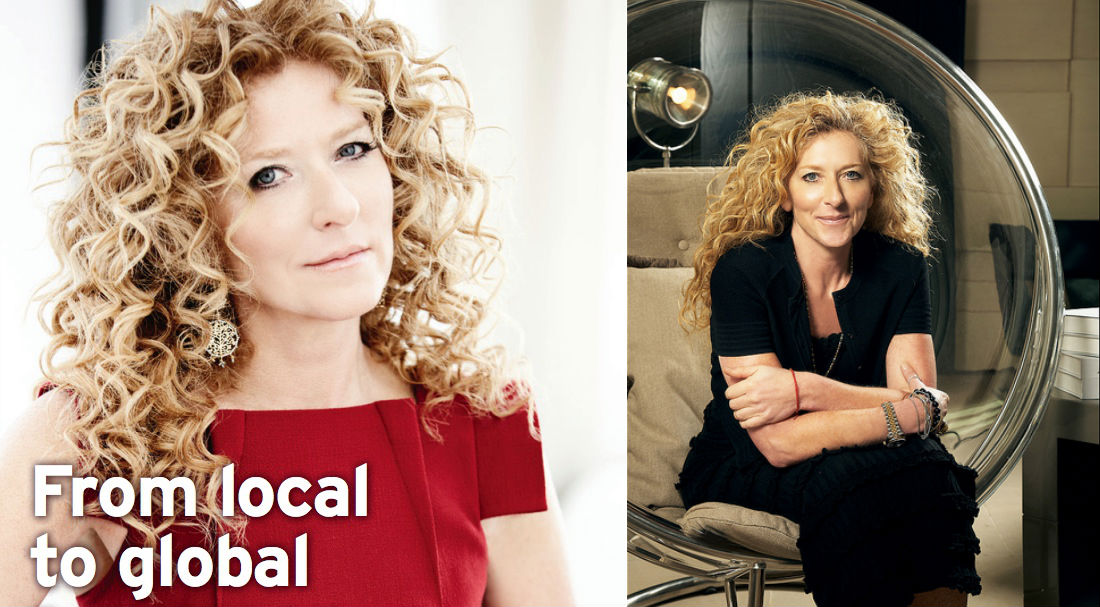 Kelly Hoppen offers export advice