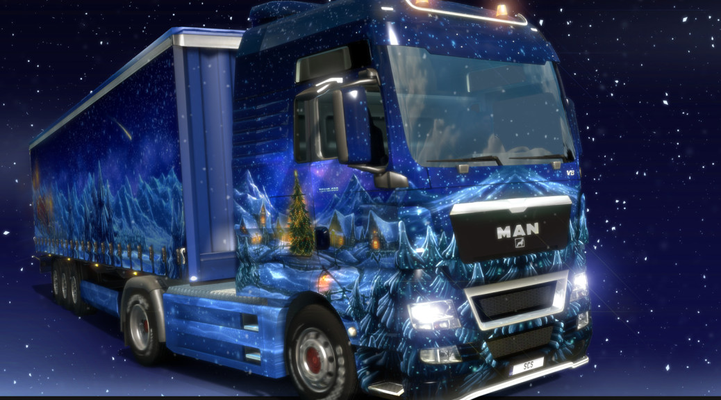 Polar Express Event - Euro Truck Simulator 2