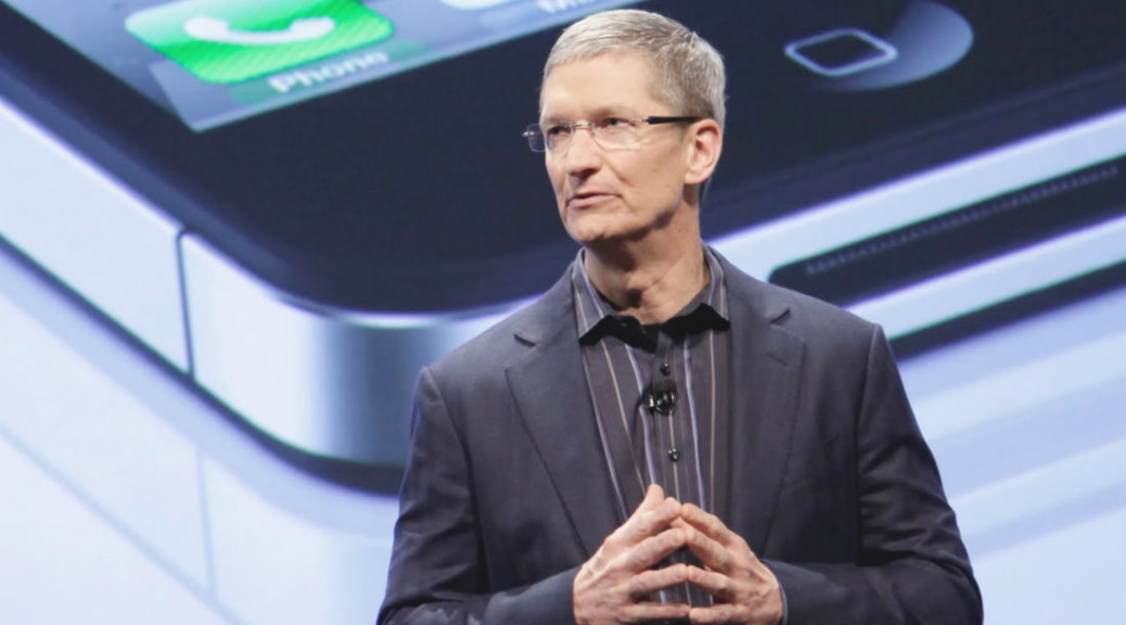 Apple CEO Tim Cook, procurement's greatest ambassador?
