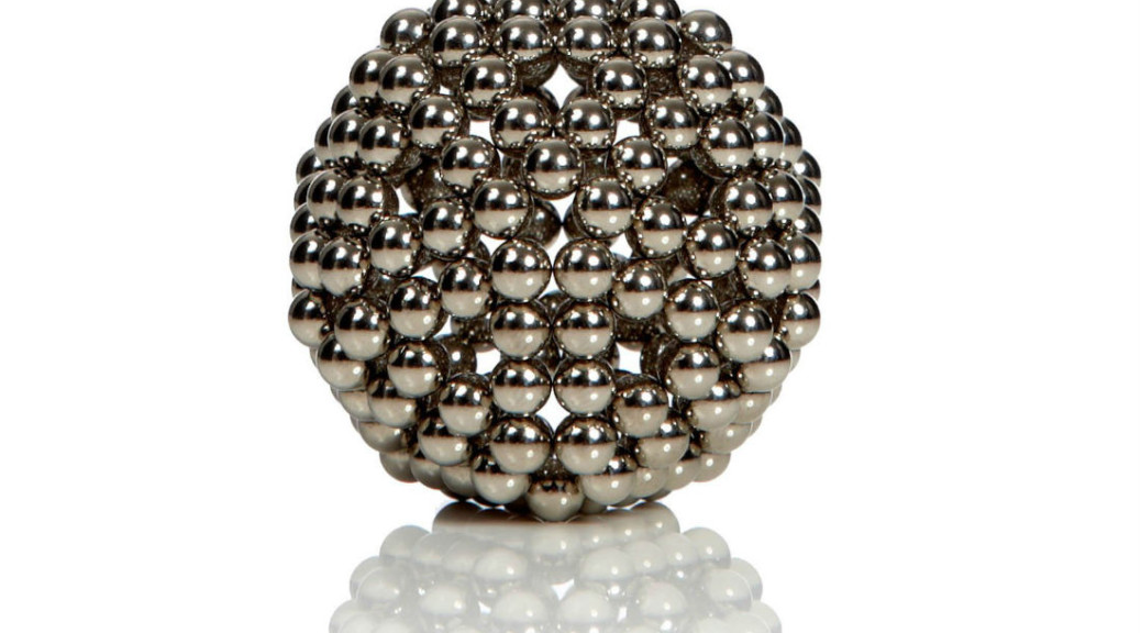 Buckyballs craze - banned in the US