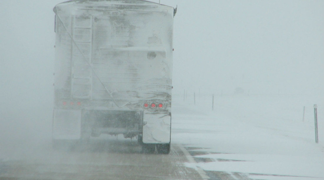 Could Storm Juno affect supply chains?