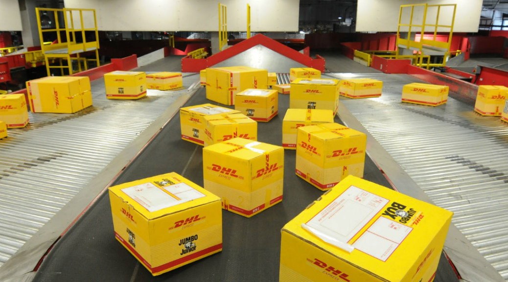 DHL packaging innovations