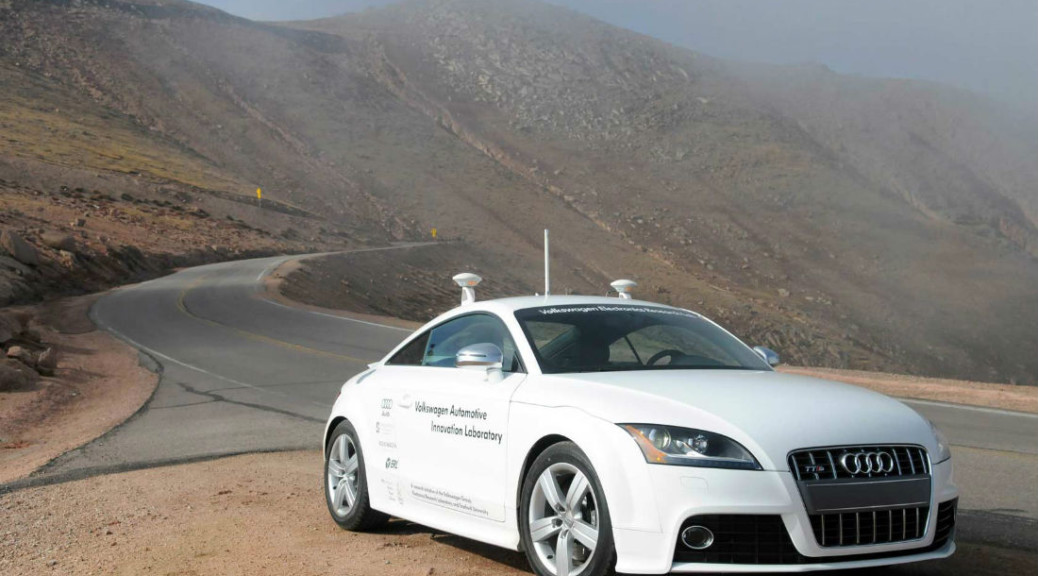 Will we see driverless cars on the roads of our future?