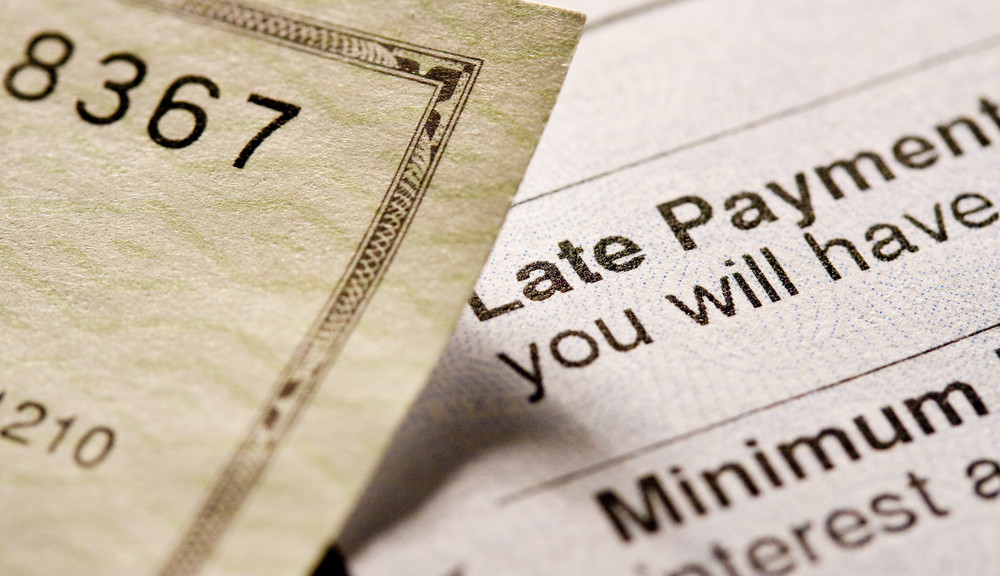 Late payments are forcing directors to take salary cuts. Image Shutterstock