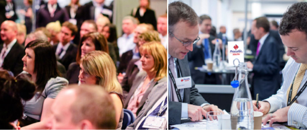 Procurex Live has announced Southern and Northern dates for 2015