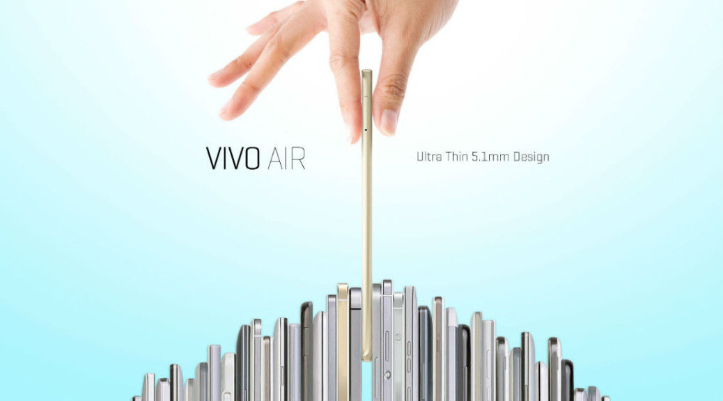 BLU Products Vivo Air
