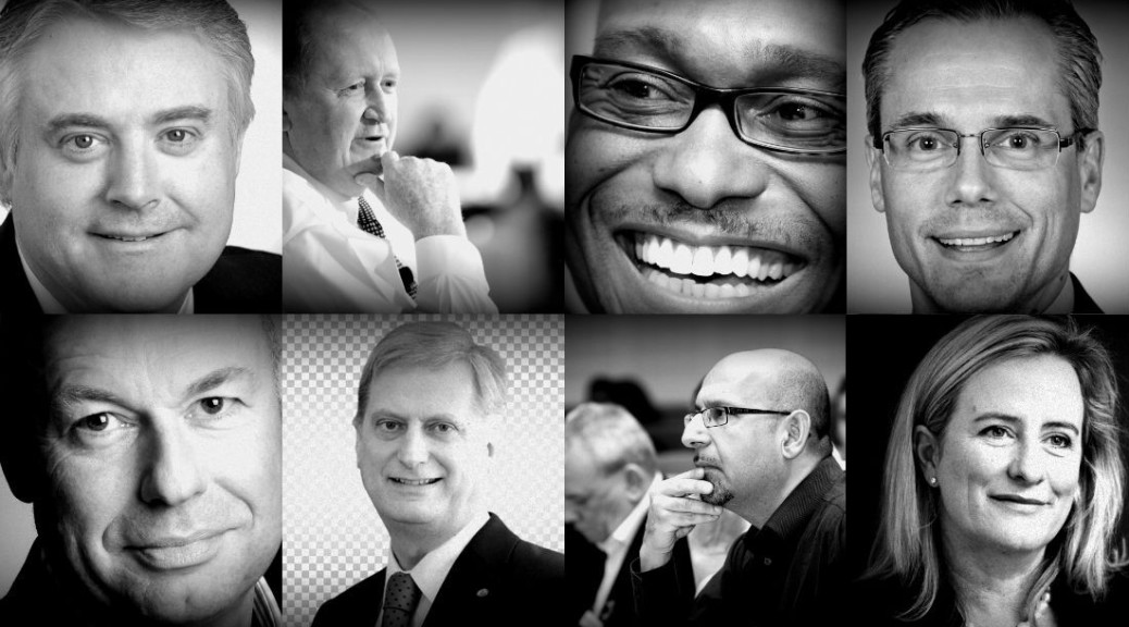 Are these the most influential people in procurement?