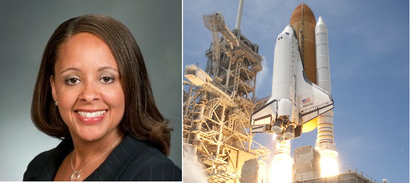 NASA announce new procurement chief - Kaprice Harris