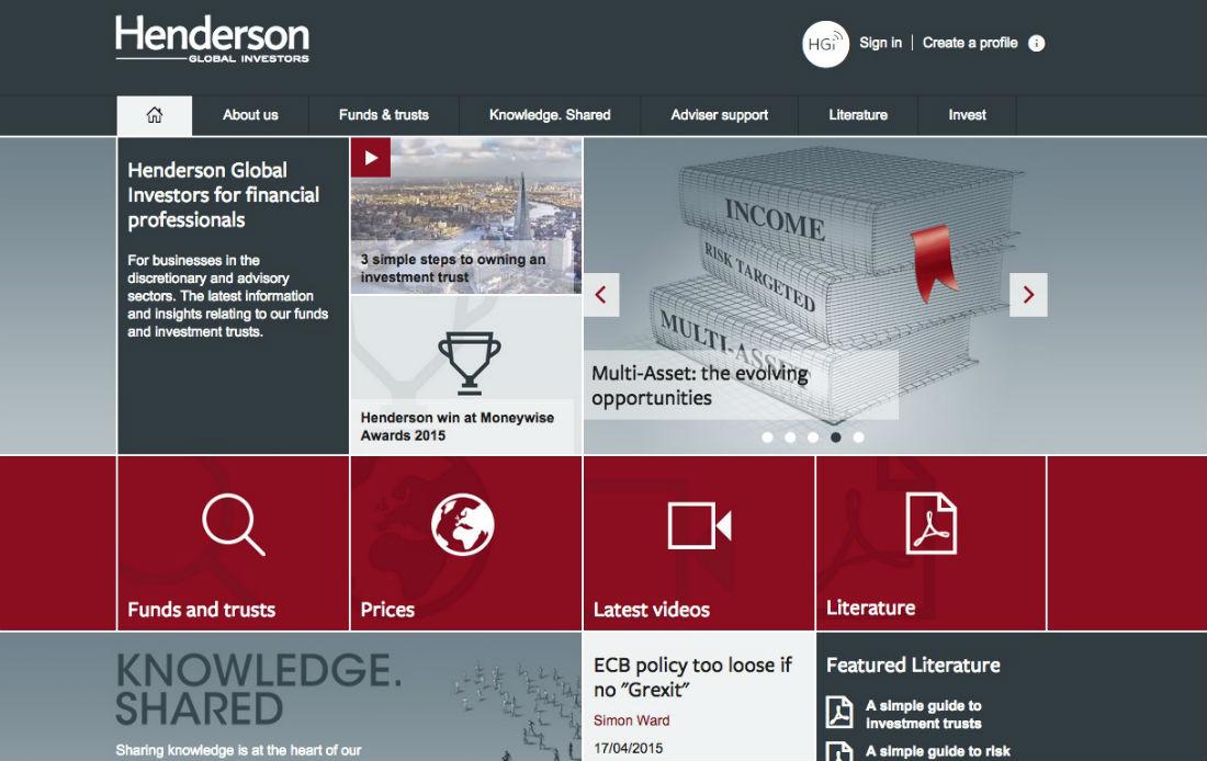 Henderson Global