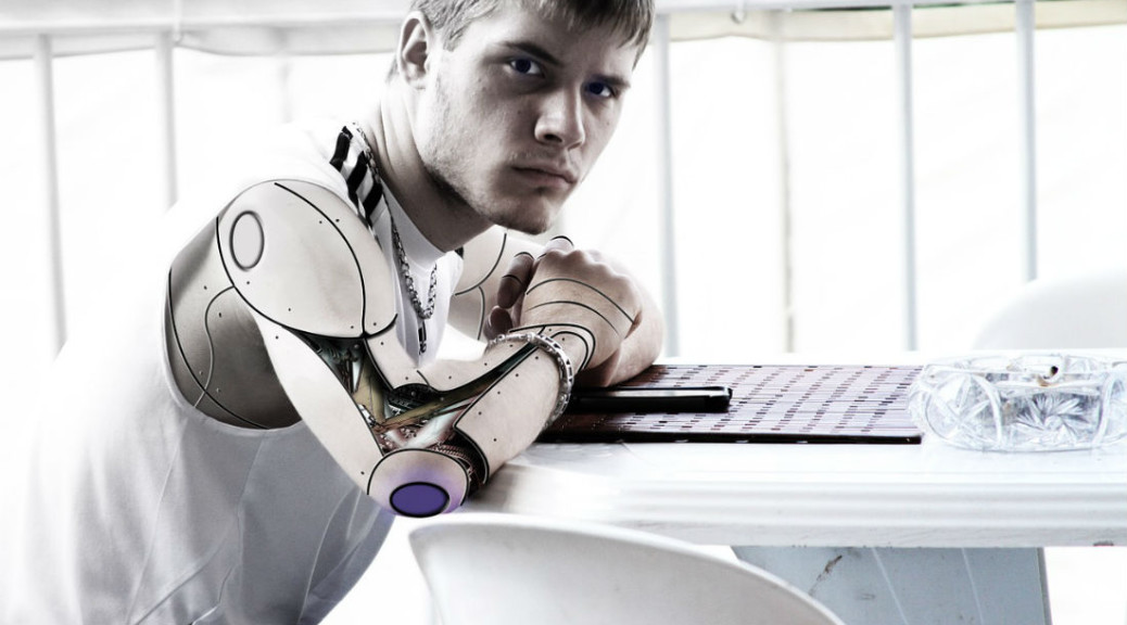 Could robots replace humans in the supply chain?