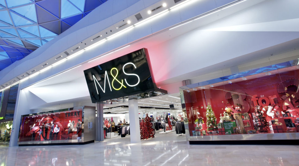 Marks & Spencer supply chain