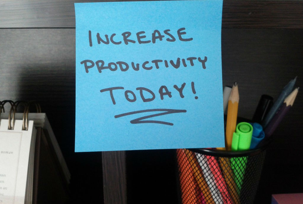 Are we suffering from a productivity crisis?