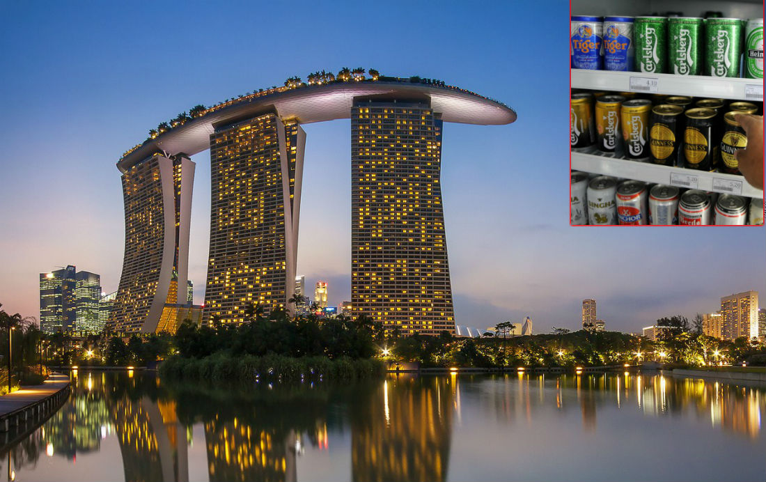 Singapore is consuming more wine than ever before