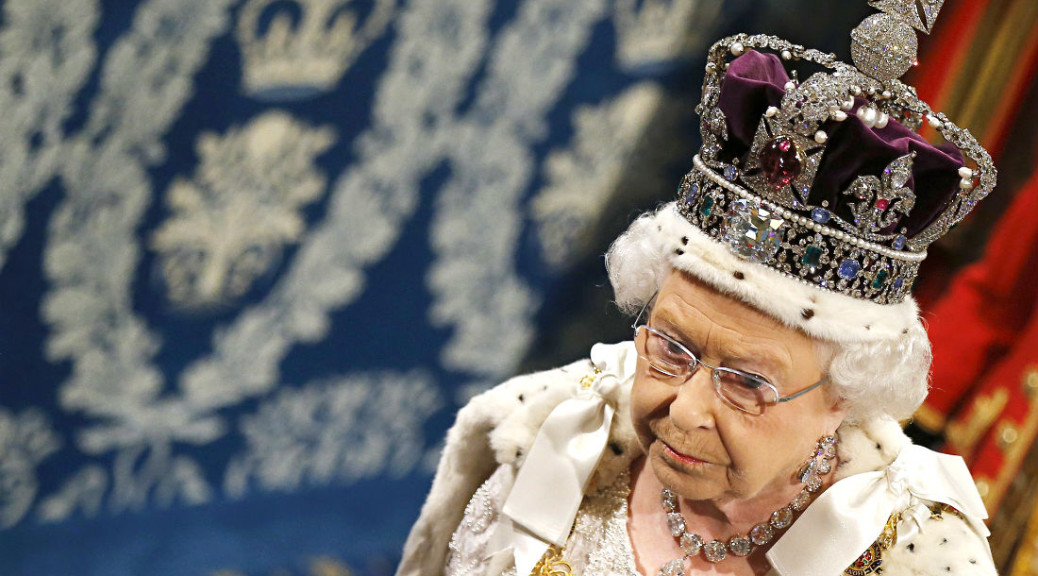 Enterprise Bill announced in 2015's Queens Speech