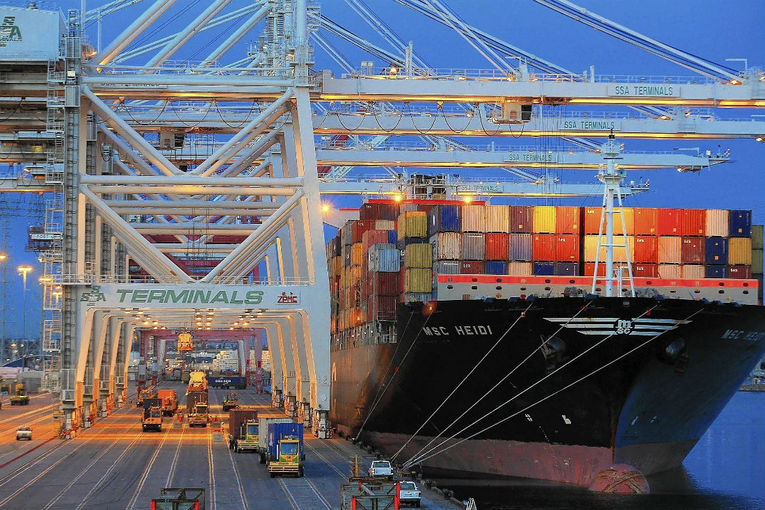 Port of Los Angeles Strike Effects