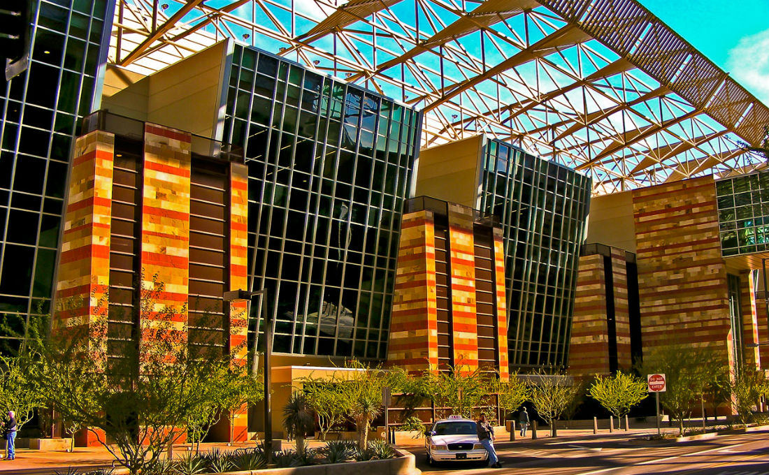 phoenix convention center for ISM2015