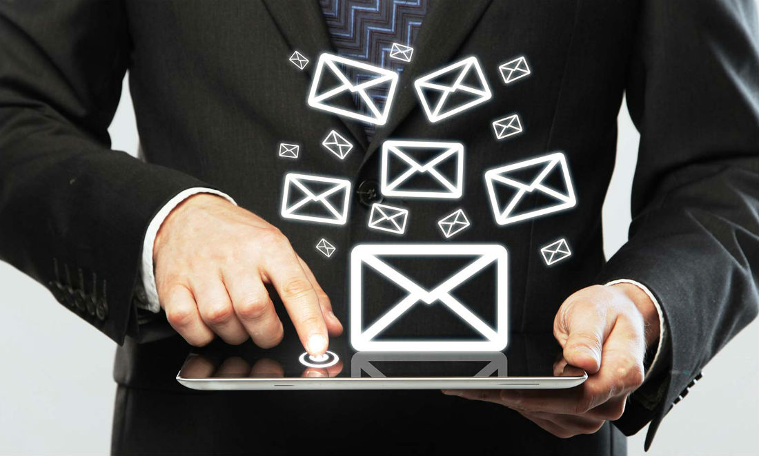 Email sending habits revealed in new survey