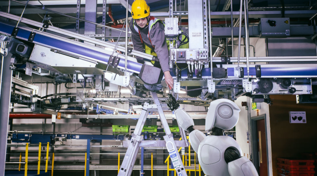 Ocado Technology leads development of one of the world's most advanced collaborative robots