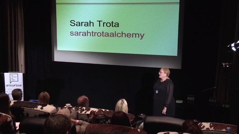 Sarah Trota's Big Idea