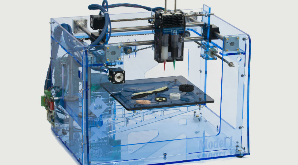 3D Printing - The End of Outsourcing?
