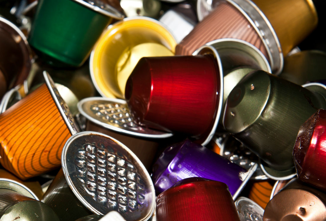 Are coffee capsules sustainable?