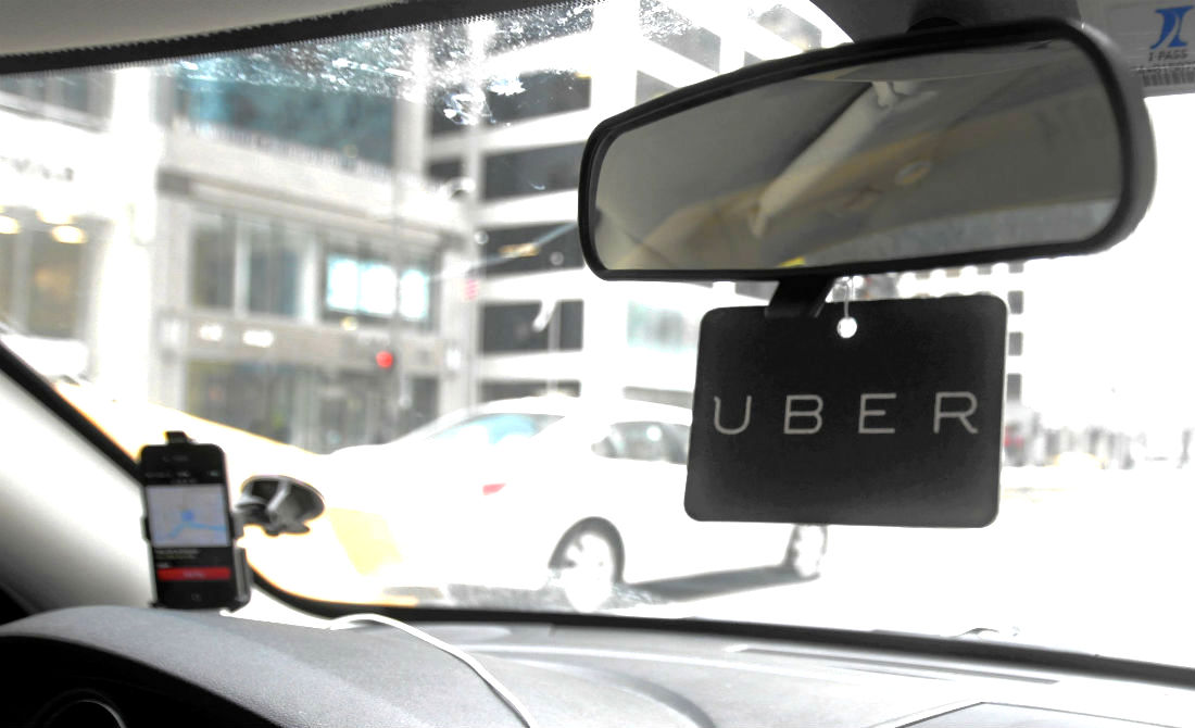 Uber's driverless car ambitions