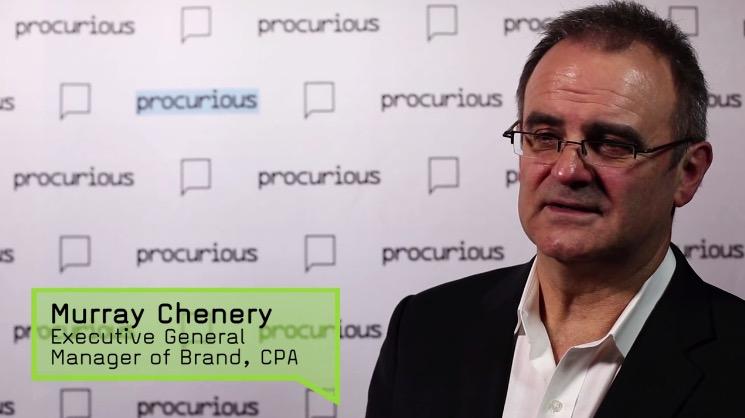 Murray Chenery's Big Idea