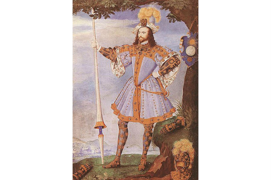 418px-Nicholas_Hilliard_-_Portrait_of_George_Clifford_Earl_of_Cumberland_-_WGA11421