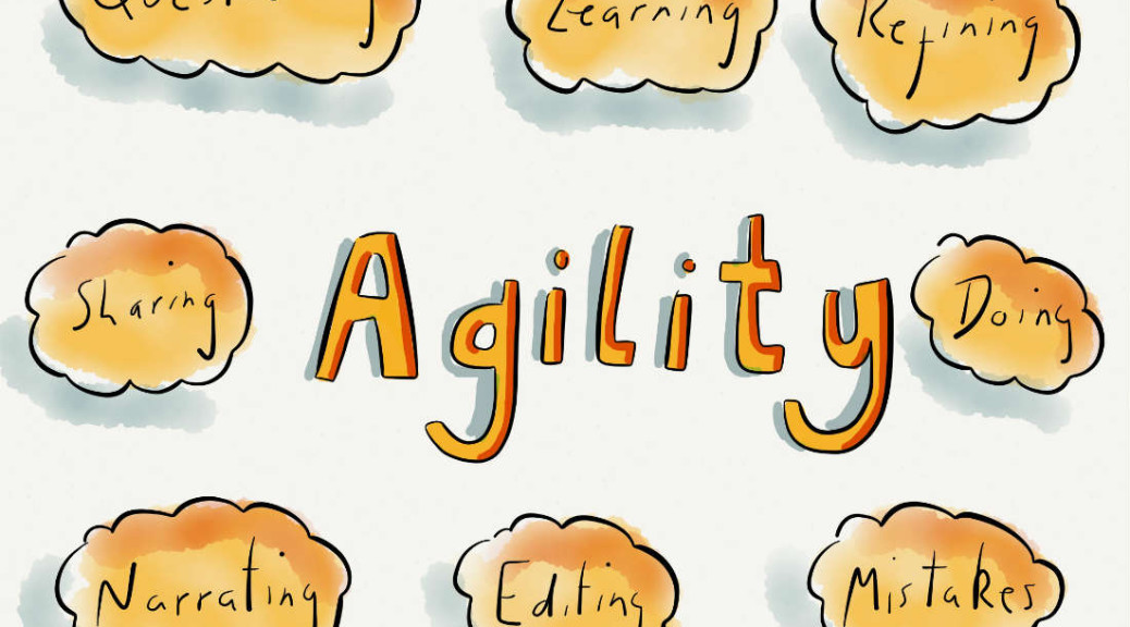 Why it's important for procurement to be agile