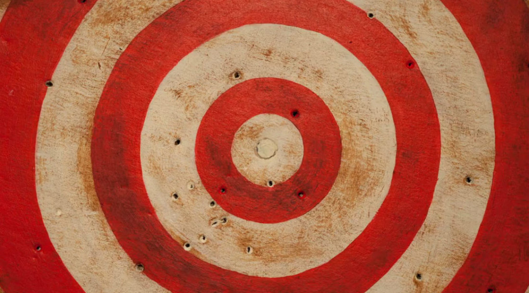 Marketplace and operational risks akin to aiming at a moving target.