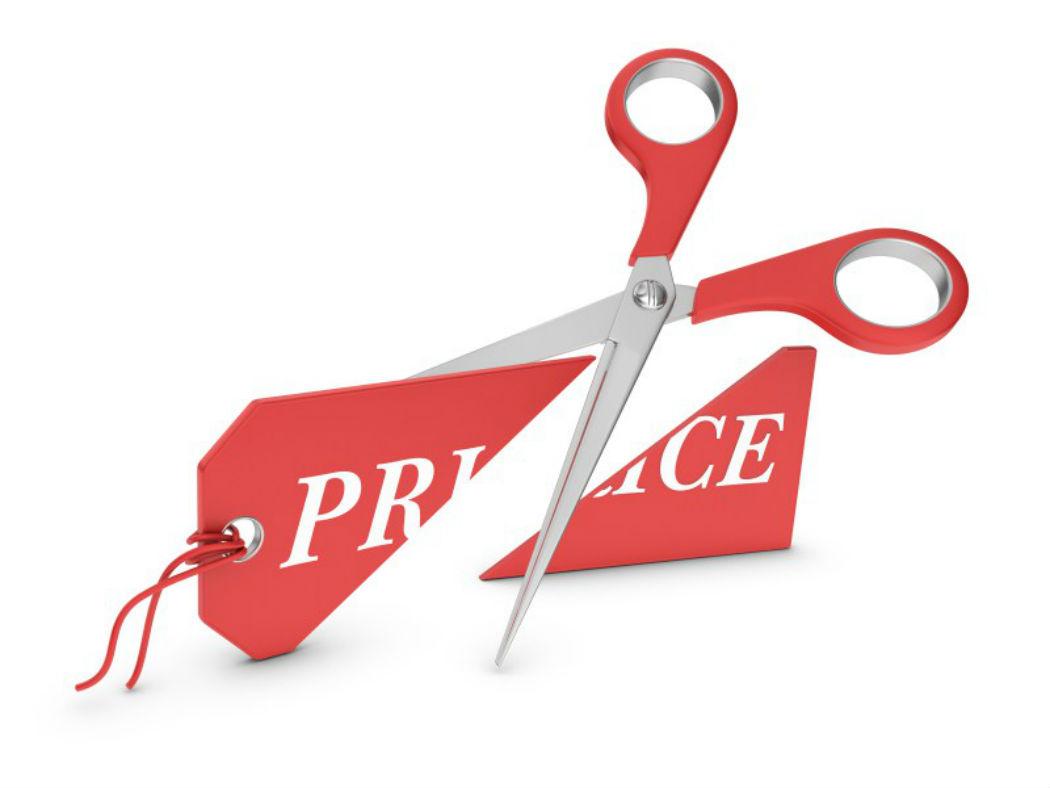 PriceDecrease