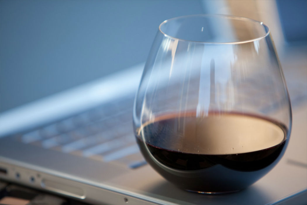 eLearning with wine