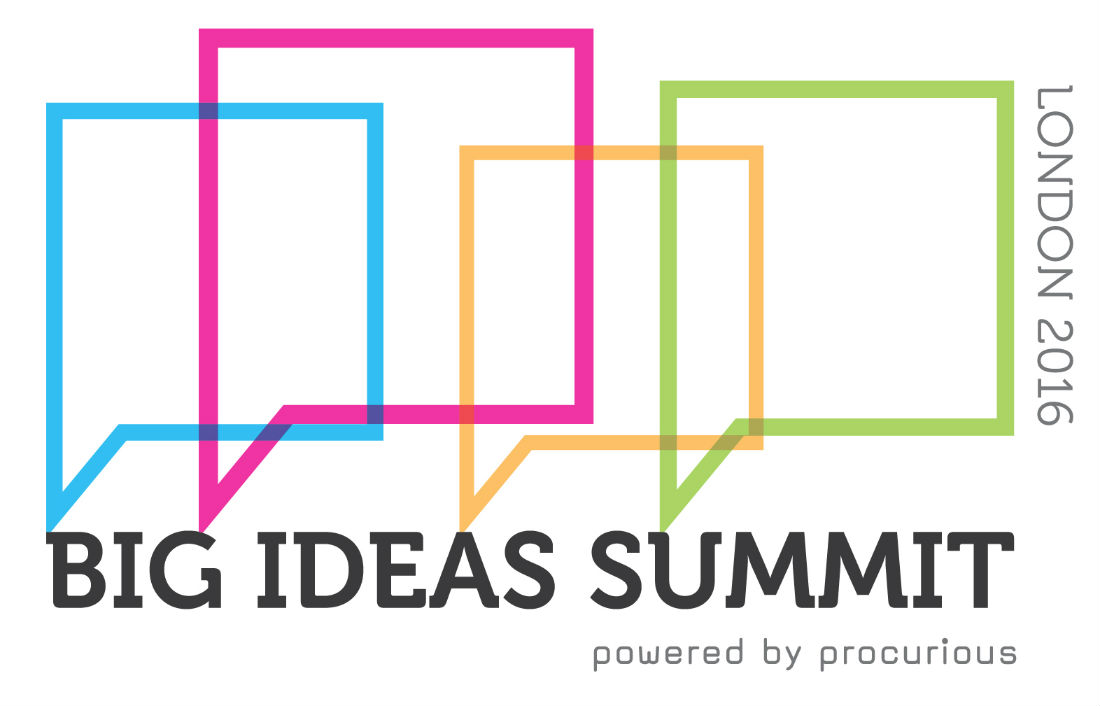 Big Ideas Summit 2016 Logo