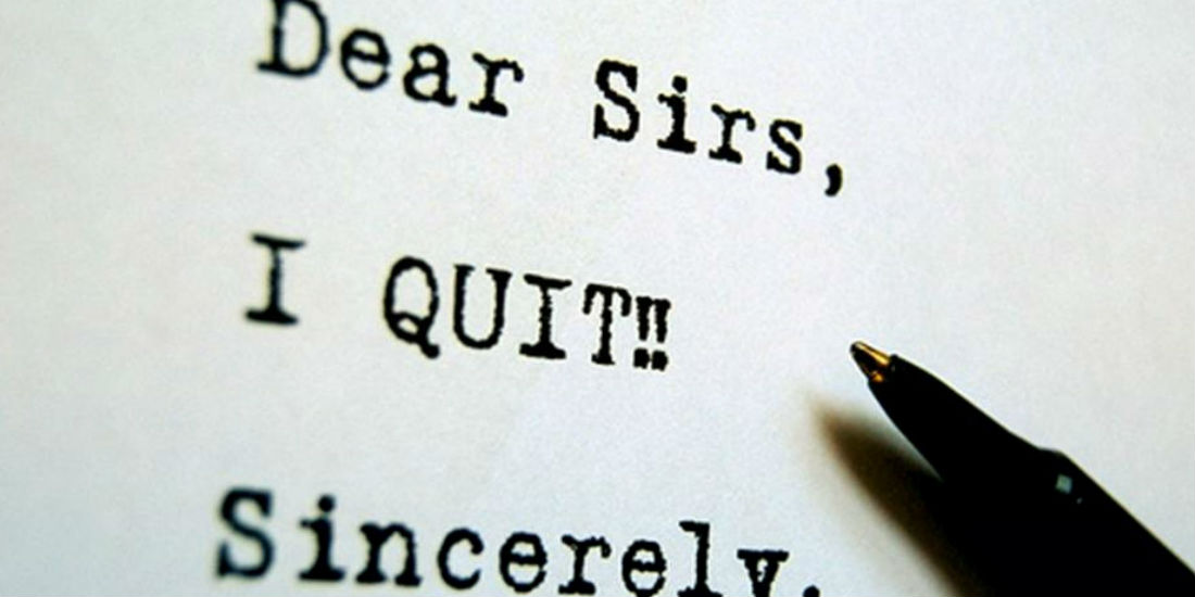 I Quit - Leadership Key