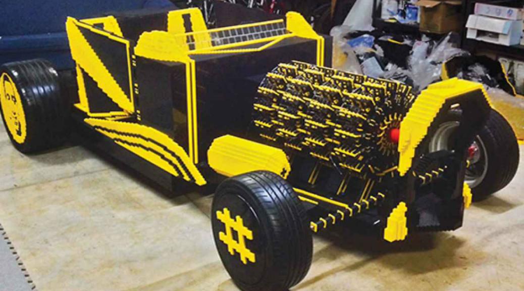 Lego Car Innovation
