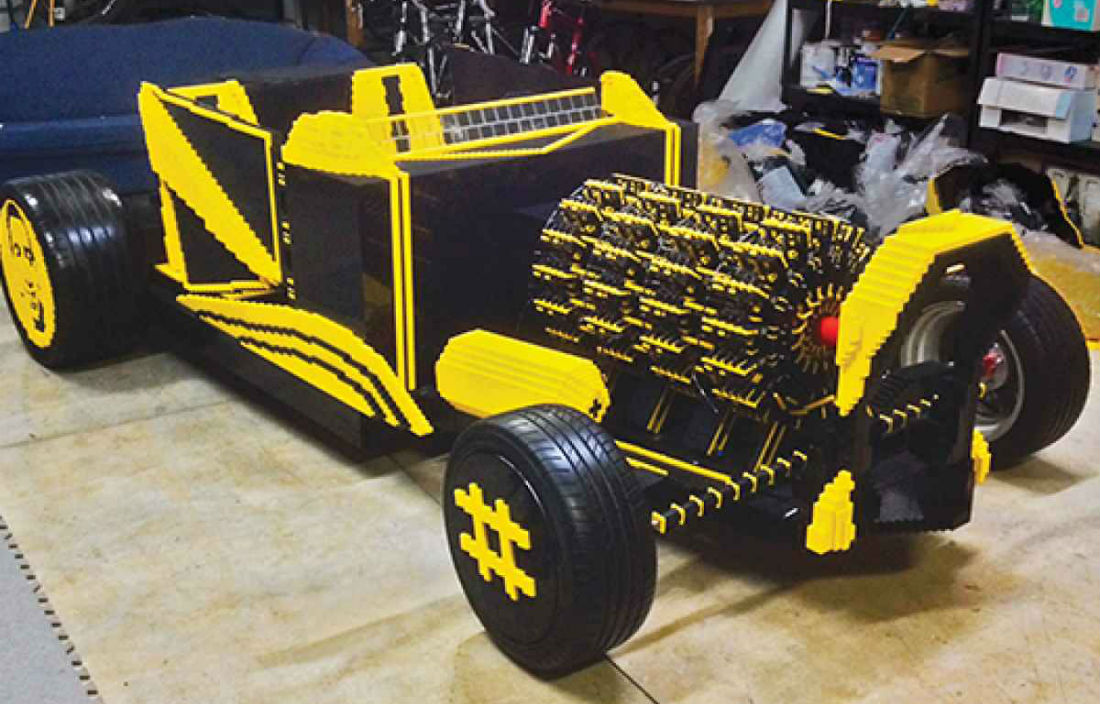 Lego Car Innovation