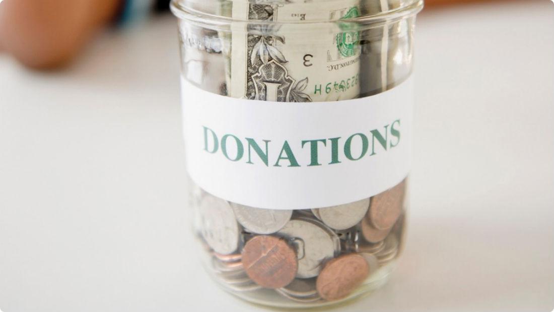 Charities Donation