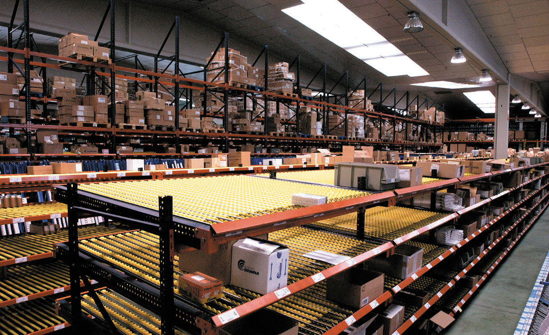 Dynamic Solutions - Dynamic Warehousing
