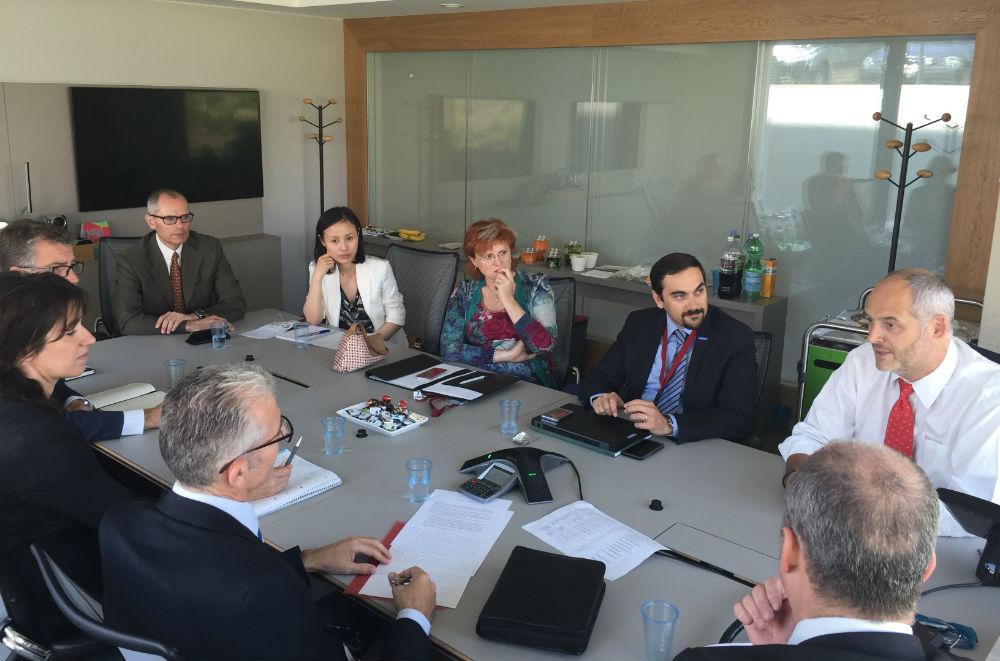 Cross-Cultural Negotiation Roundtable