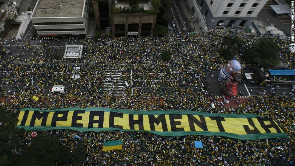 Brazil Corruption Slavery