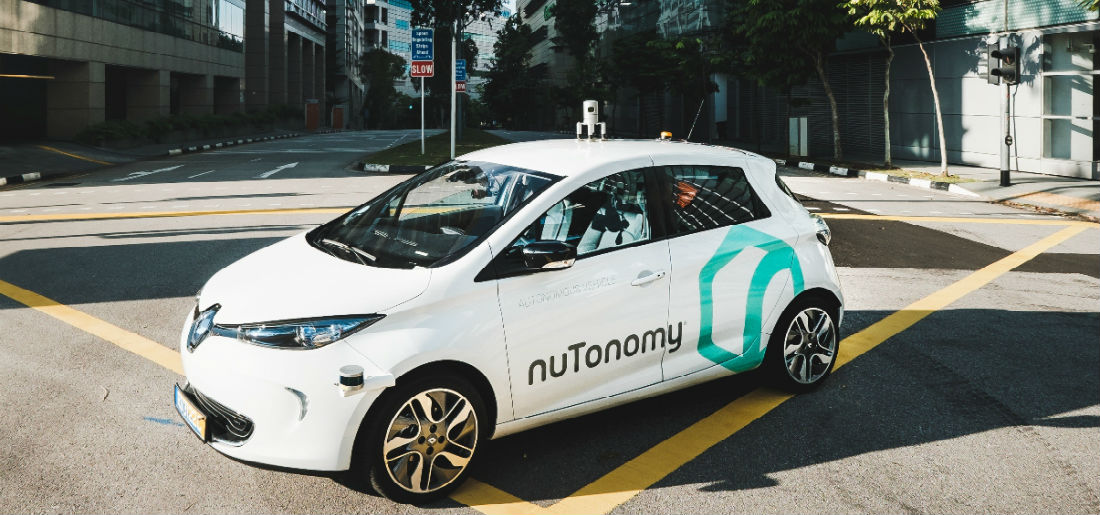Self-driving Cars - nuTonomy