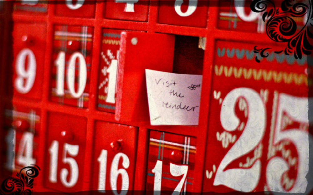 advent calendar challenge