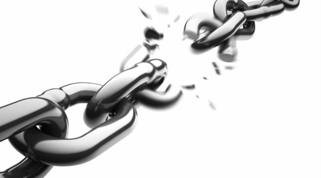 broken supply chains